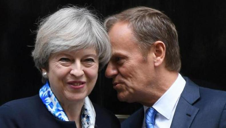 Суверенитет Гибралтара не будет предметом обсуждения в переговорах по Брекзиту фото:standard.co.uk