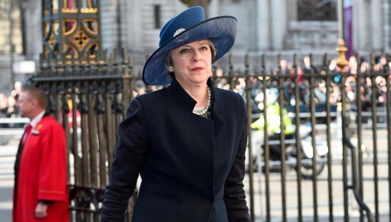 Тереза Мэй не объявит Брекзит на этой неделе фото:standard.co.uk