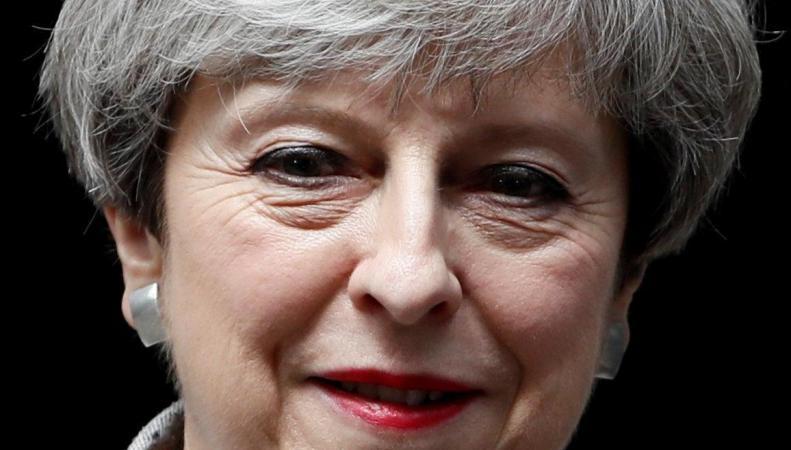 Рейтинг доверия Терезы Мэй претерпел грандиозное падение фото:standard.co.uk