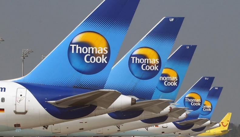 Акции ведущего британского туроператора обвалились после авиакатастрофы EgyptAir фото:independent.co.uk