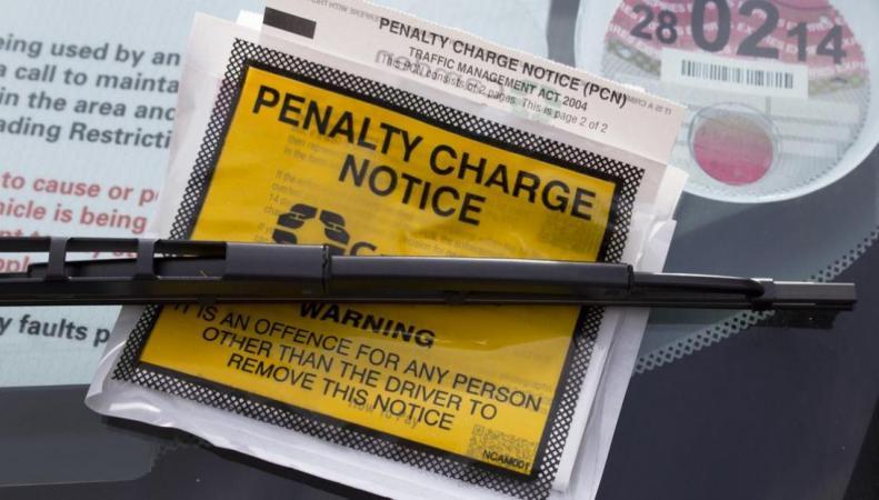 В Великобритании резко выросло число штрафов за парковку