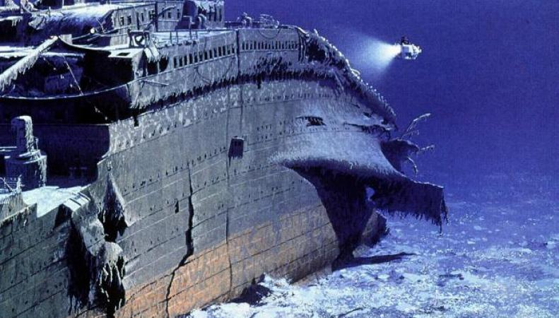 Путешествие на «Титаник» предложат богатым туристам в 2018 году фото:news.com.ua