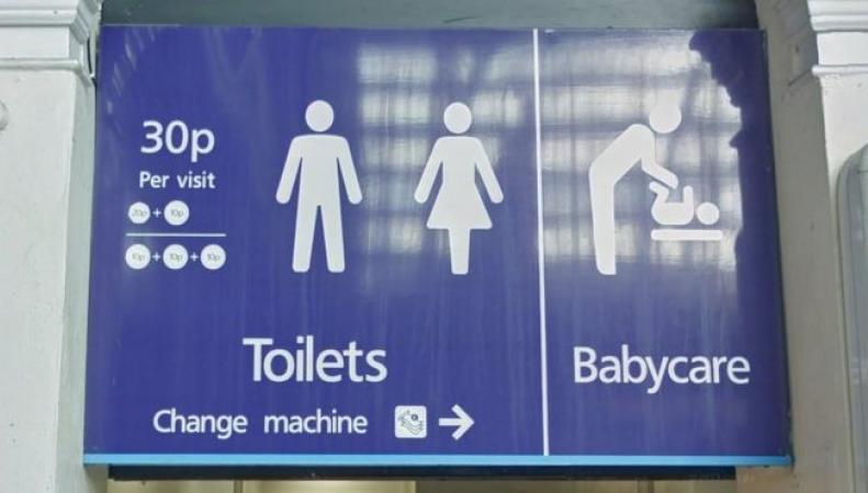 На вокзалах трех городов на севере Англии отменили плату в общественных туалетах