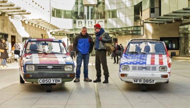 Зрители остались не в восторге от обновленной программы Top Gear фото:bbc.com