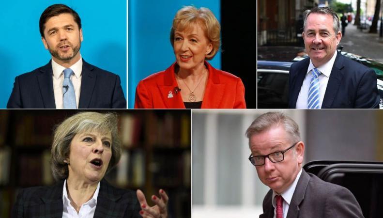 Новым премьер-министром Великобритании станет женщина фото:bbc.com