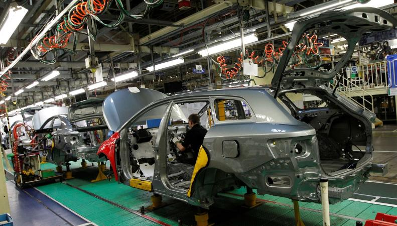 Toyota запустит производство новой модели Suzuki в Великобритании