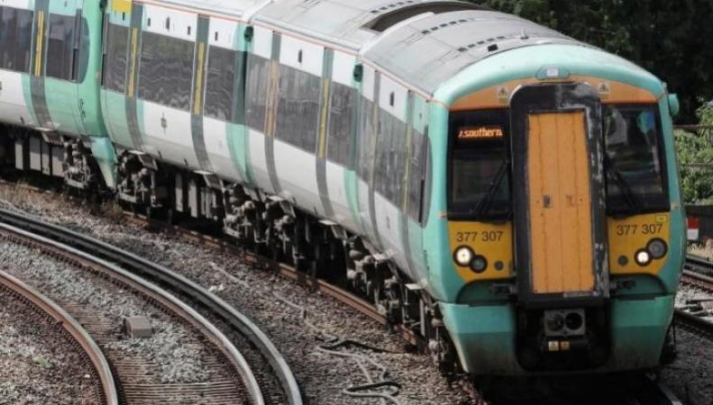 Southern начал пятидневную забастовку: Gatwick Express работает по сокращенному расписанию фото:telegraph.co.uk