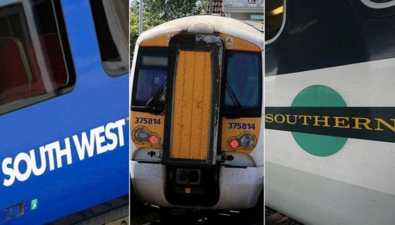 Мэрия Лондона не получит контроля над пригородными поездами фото:bbc.com