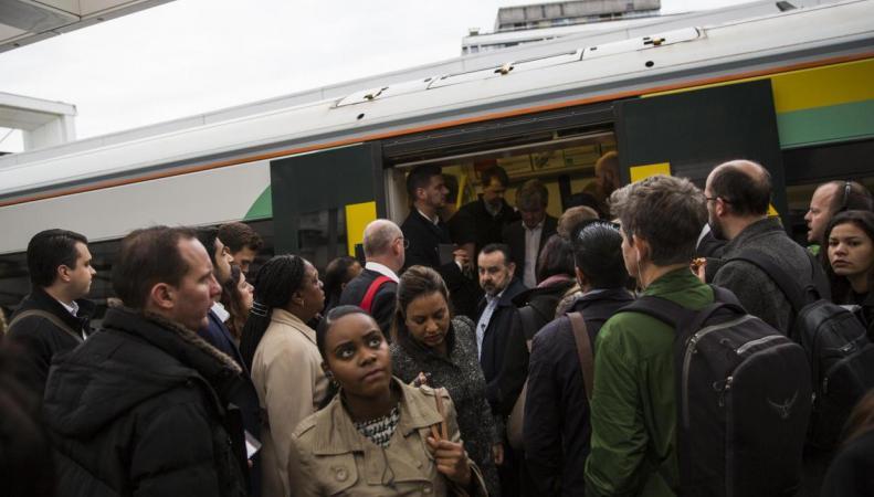Железнодорожные тарифы в Лондоне вырастут с Нового года фото:standard.co.uk