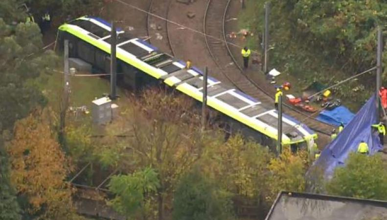 Следователи назвали вероятную причину трагической аварии в Кройдоне фото:standard.co.uk