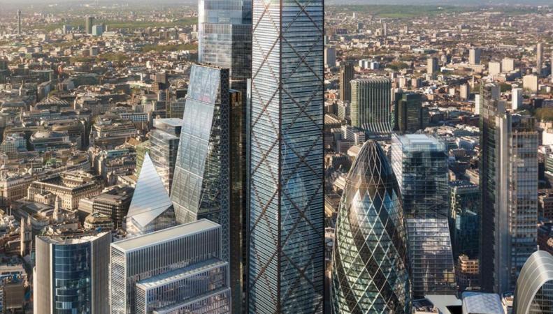 В центре Лондона появится небоскреб – соперник «Шарда» фото:standard.co.uk