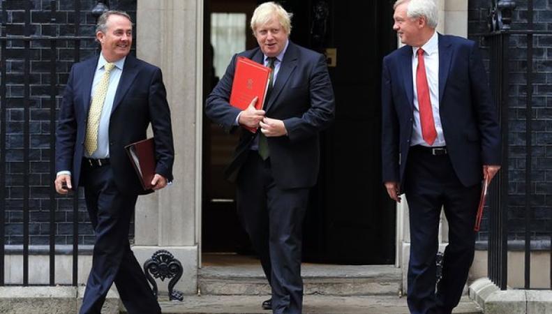 Переговоры о Brexit будут стоить британцам миллионов фунтов стерлингов фото:theguardian.com