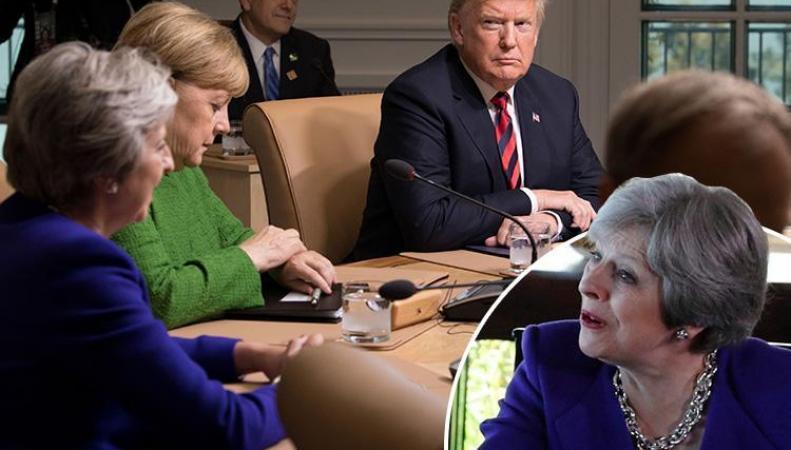Администрация Даунинг-стрит призвала Трампа признать итоговое заявление G7