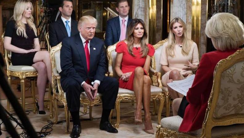 Великобритания намерена приручить Трампа фото:thetimes.co.uk