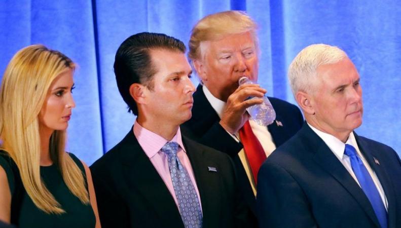Трамп рассказал, чего нужно бояться в России фото:bbc