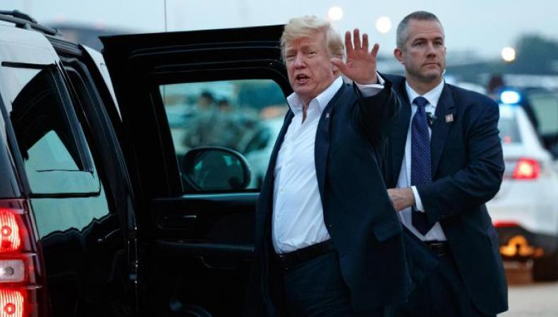 Дональд Трамп требует от Великобритании увеличить платежи в фонд НАТО