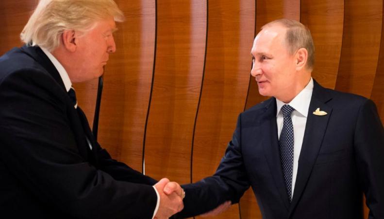 Великобритания обеспокоена непредсказуемостью итогов встречи Трампа и Путина, - The Guardian