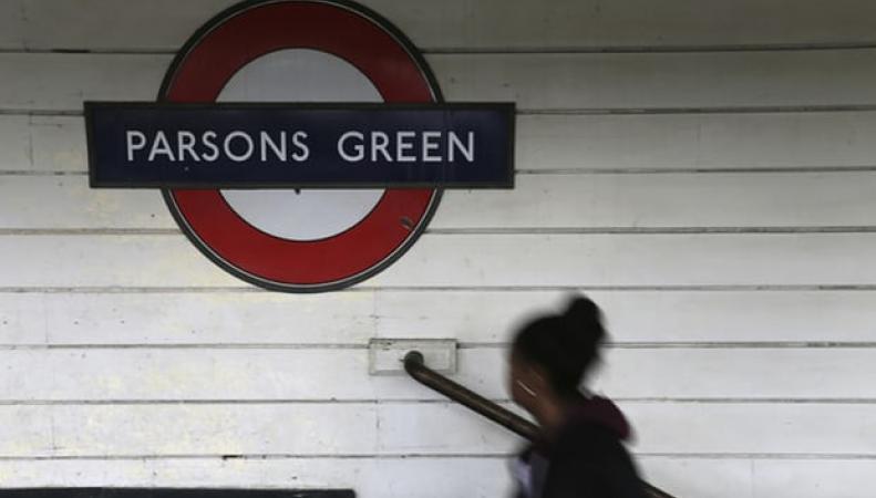 Задержан второй подозреваемый по делу о теракте в лондонском метро фото:theguardian