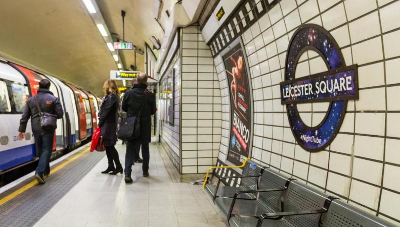 Мэрия дала разъяснения относительно запуска ночного метро на линии Piccadilly фото:standard.co.uk
