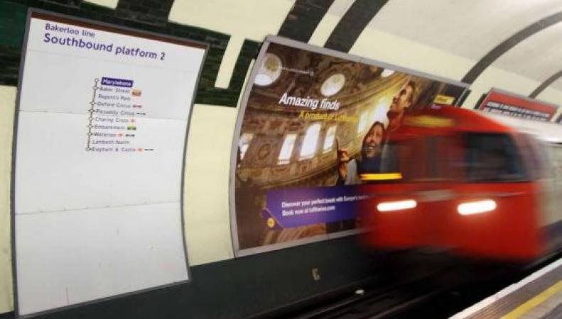Мэрия Лондона запланировала продление линии метро Bakerloo