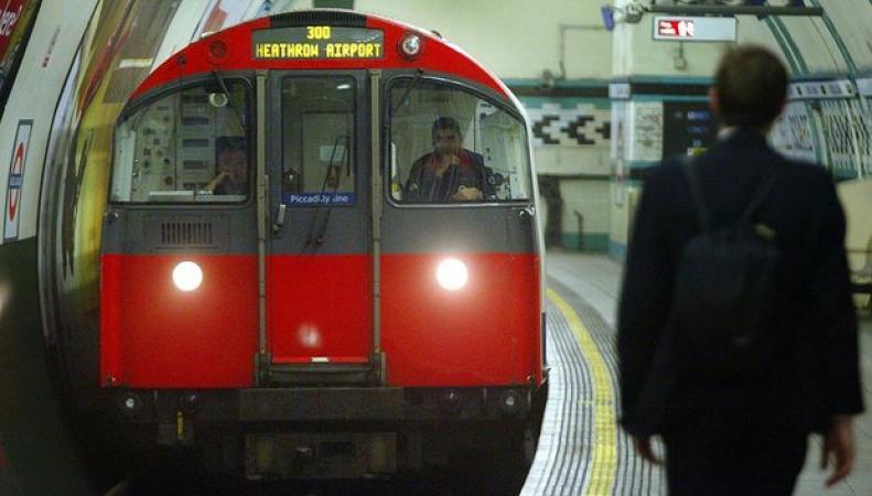 Машинисты лондонского метро отозвали заявку на проведение забастовки фото:theguardian.com