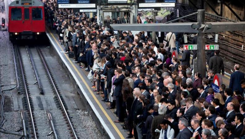 Машинисты линии метро District анонсировали вторую суточную забастовку