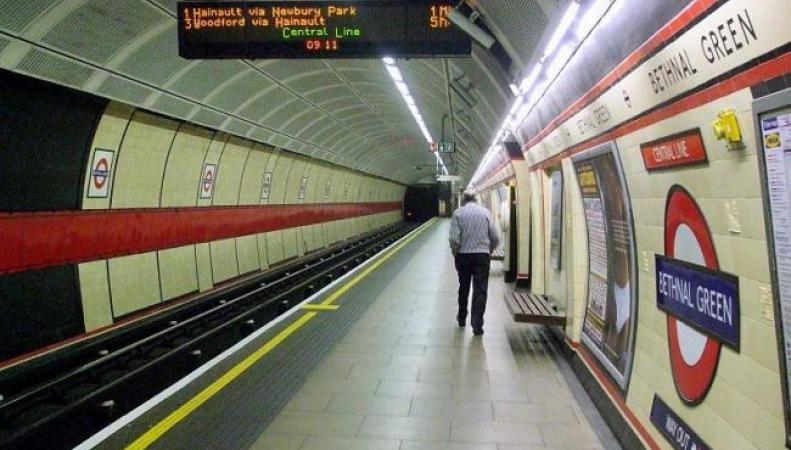 На станции метро Bethnal Green погибла женщина