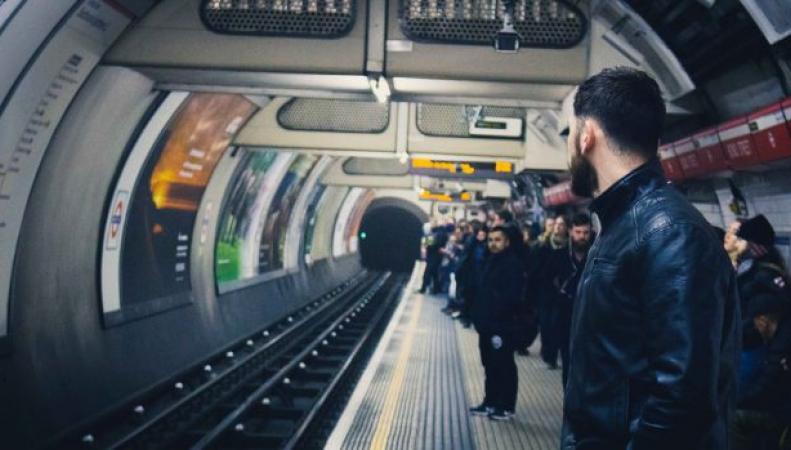 Названы пятнадцать станций лондонского метро с максимальным уровнем стресса