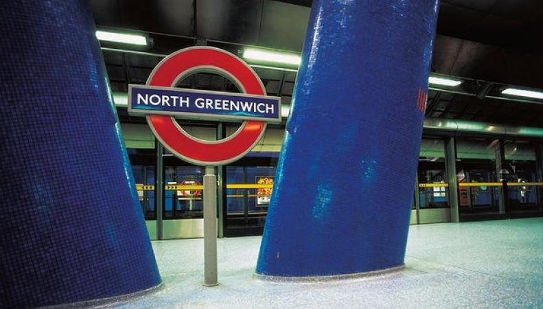 Станция лондонского метро была закрыта для проведения управляемого взрыва фото:independent