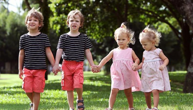 В Великобритании зафиксирован пятилетний максимум рождаемости двойняшек фото:cairngormpost