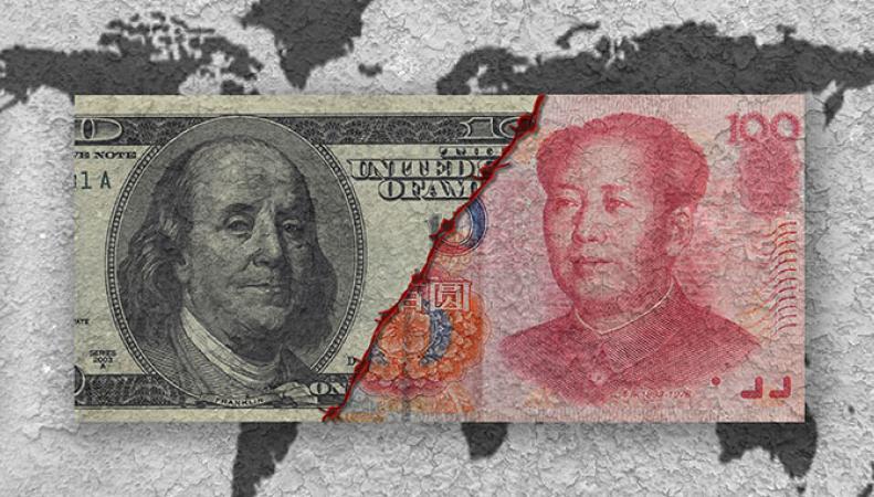Китай продолжает теснить США на глобальном валютном рынке: крах доллара неизбежен