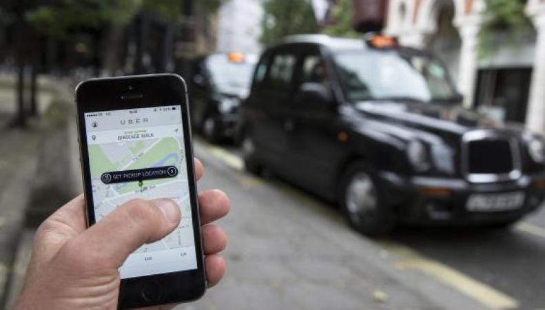 Водителей в сервисе Uber обяжут сдавать тест по английскому языку фото:standard.co.uk