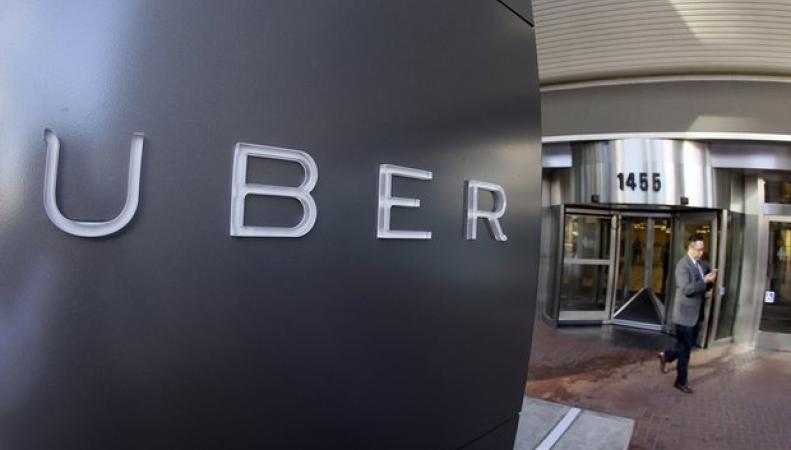 Британские частные извозчики подали в суд на Uber фото:theguardian.com