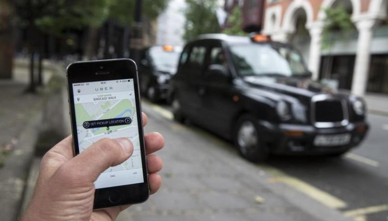 Uber вернул себе лицензию в Лондоне