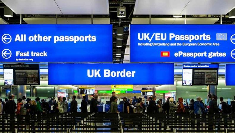 В Евросоюз по «абонементу»:  Брюссель определил визовую политику для Великобритании