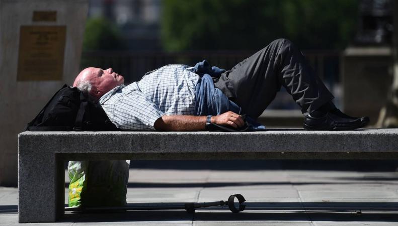 Жара плохо влияет на производительность труда в Великобритании