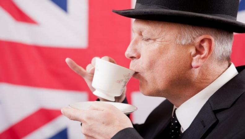 Жители Великобритании не чистоплотны