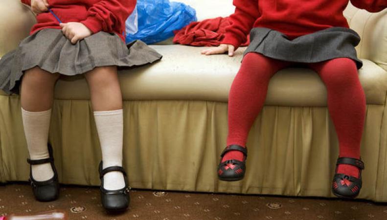 Мальчики и девочки в юбках