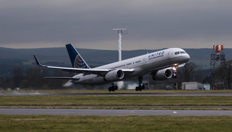 Служба безопасности аэропорта Глазго предотвратила «пьяный рейс» в США фото:flickr.com