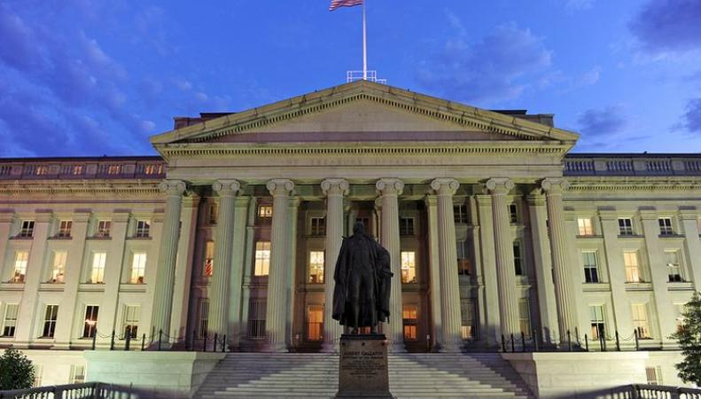 Россия вложила в гособлигации США