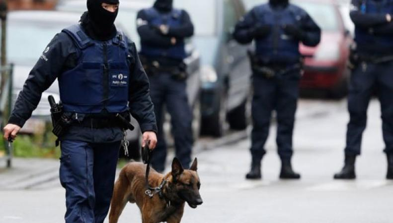 бомба,Брюссель
