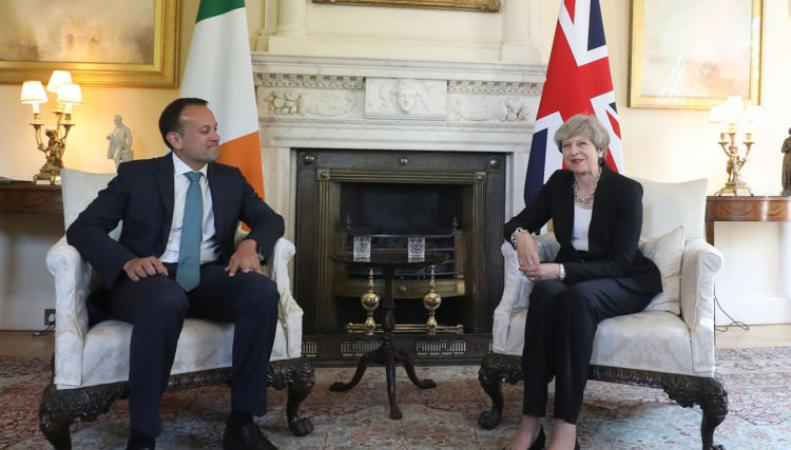 Дублин намерен отделить Северную Ирландию от Великобритании морской границей