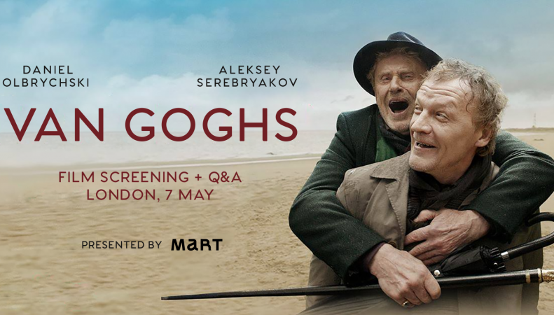В Лондон привезут «Ван-Гогов»
