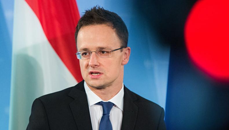Венгрия против Украины