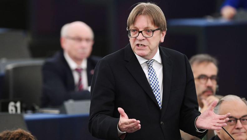 Евросоюз возмущен бездействием Великобритании после отсрочки Брекзита