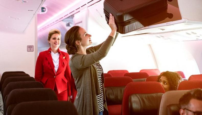 Перелеты Virgin Atlantic станут дешевле с тарифом без багажа