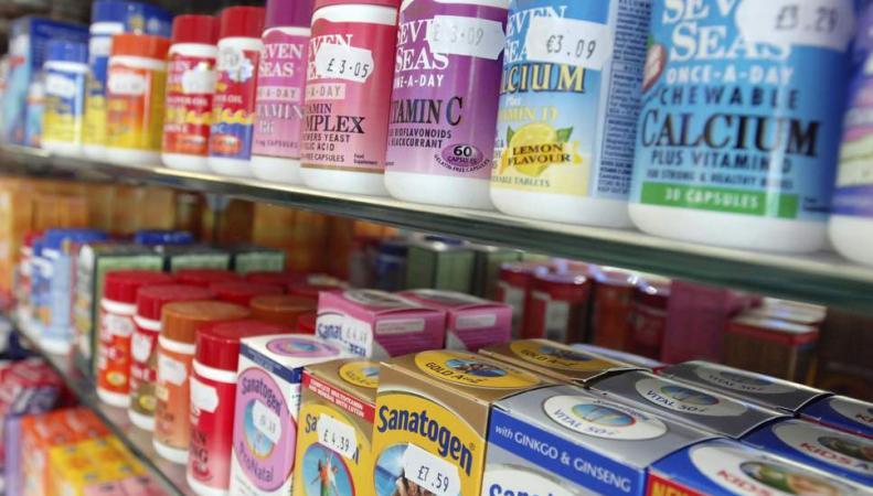 Мультивитамины в британских аптеках не защитят детей от рахита из-за низкой дозы витамина D