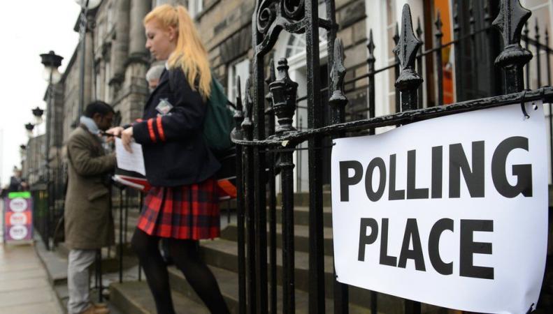 Консерваторы отказались понижать возрастную планку избирательного права фото:bbc