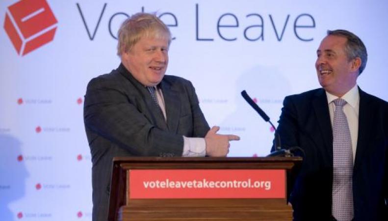 Что говорили британские политики о Брекзите год назад