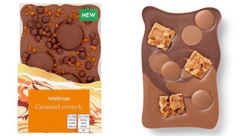 Waitrose обвинили в копировании дизайнерского шоколада